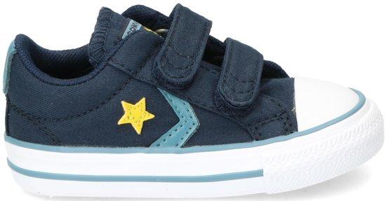 85309e52ed1 bol.com | Converse Star Player Velcro sneaker - Jongens - Maat 20 -