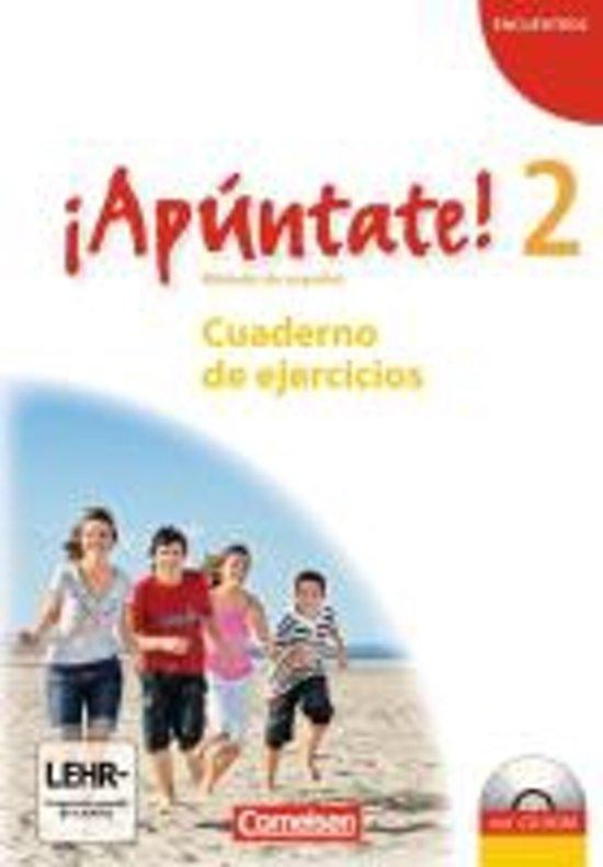 ¡Apúntate! 2 Cuaderno de ejercicios inkl. CD-Extra