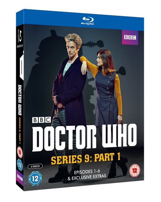 Doctor Who - Series 9 Part 1 [Blu-ray] [2015] (import)