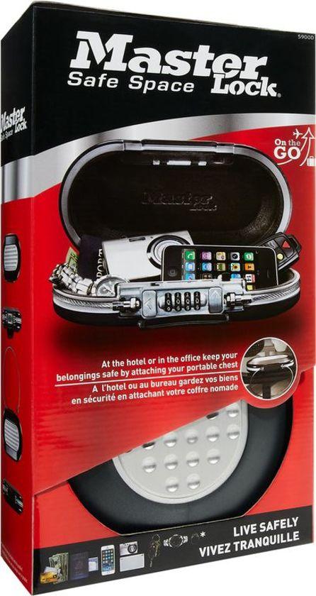 De Raat Master Lock ML5900 Minisafe