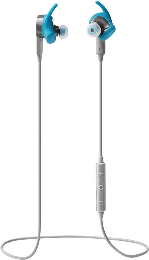 Jabra Sport Coach BT headset - Blauw/Grijs