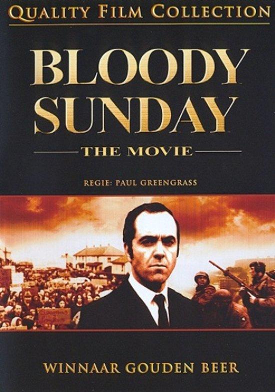 DVD cover van Bloody Sunday