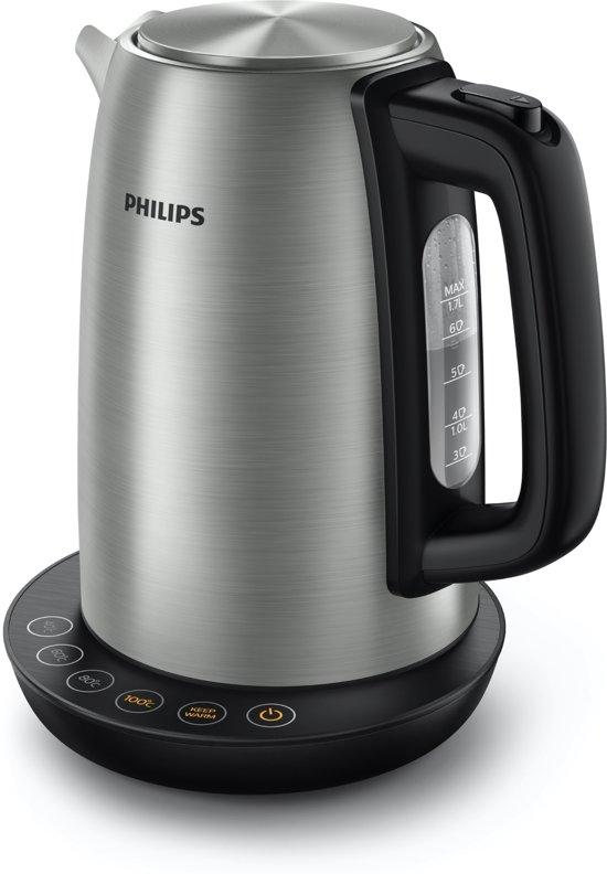 Philips Avance HD9359/90 Waterkoker met temperatuurregeling