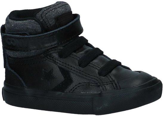 ee46f7a9fa6 bol.com   Converse Jongens Sneakers Pro Blaze Strap Hi Kids - Zwart ...
