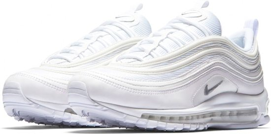 Nike Air Max 97 Sneakers Maat 46 Mannen wit