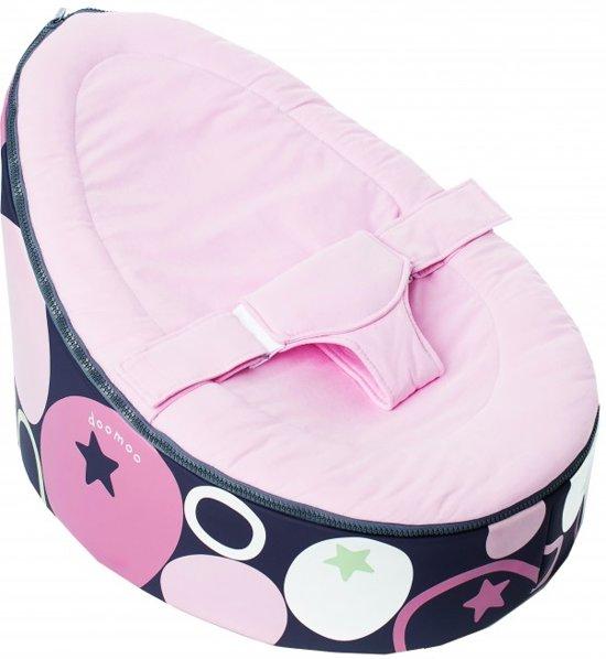 Baby Zitzak Doomoo.Bol Com Doomoo Seat Baby Zitzak Stones Pink