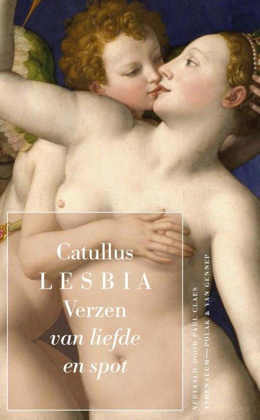 Lesbia. Verzen van liefde en spot