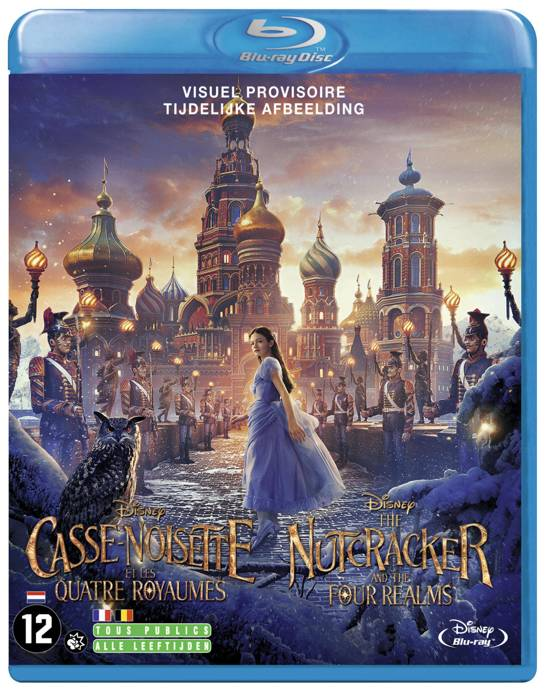 Afbeelding van The Nutcracker and the Four Realms (Blu-ray)