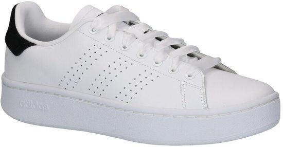 adidas Advantage Bold Dames Sneakers - Ftwr White/Core Black - Maat 39.5