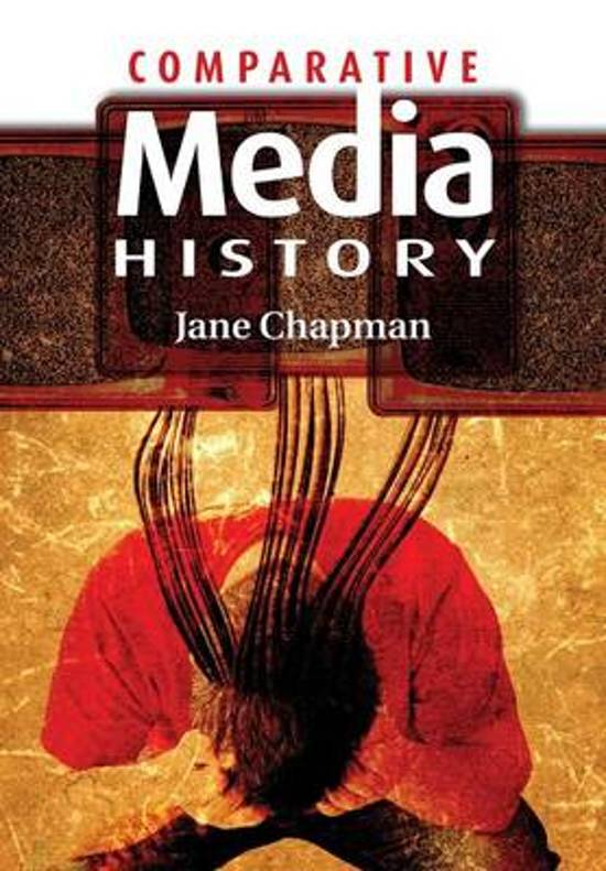 Comparative Media History