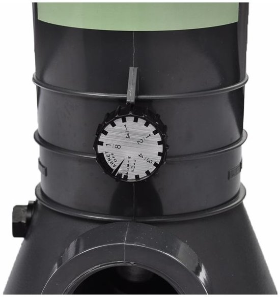 vidaXL - Zwembadreiniging Automatische zwembadchloor dispenser