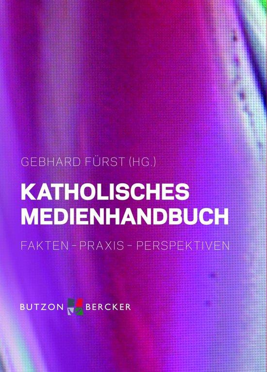 Boek cover Katholisches Medienhandbuch van Ursula Neises (Onbekend)