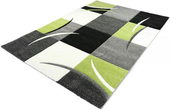 Geweven Karpet Diamond 665-940 Green 160x230 cm