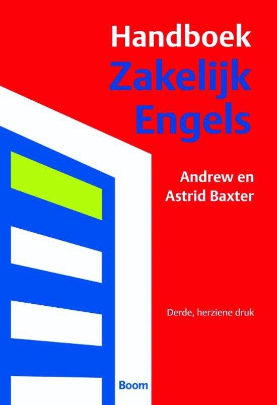Handboek zakelijk Engels