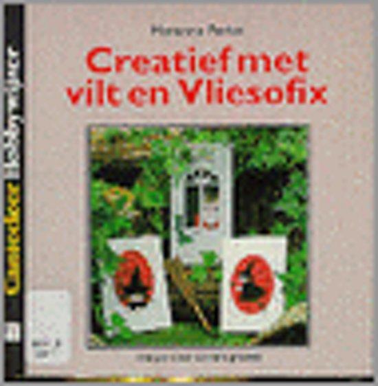 Creatief met vilt en vliesofix - M. Perlot pdf epub
