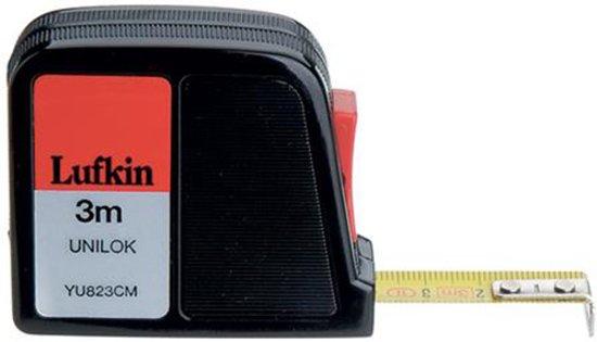 Lufkin Rolbandmaat, metrische maatverdeling Y 23 CM