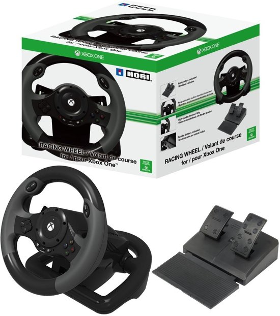hori racing wheel xbox one hori games. Black Bedroom Furniture Sets. Home Design Ideas