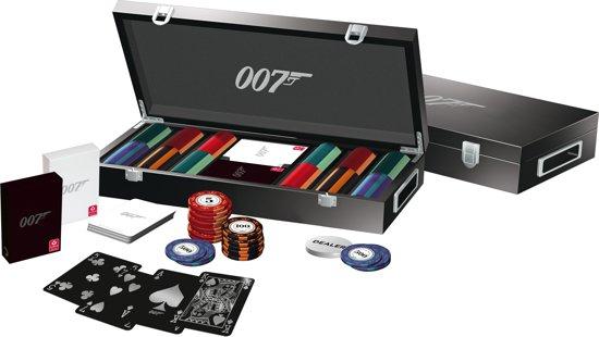 Afbeelding van het spel James Bond - Poker - Luxe Set