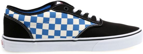 202b9e500601f6 Vans MN Atwood checkerboard sneakers heren - Maat 40