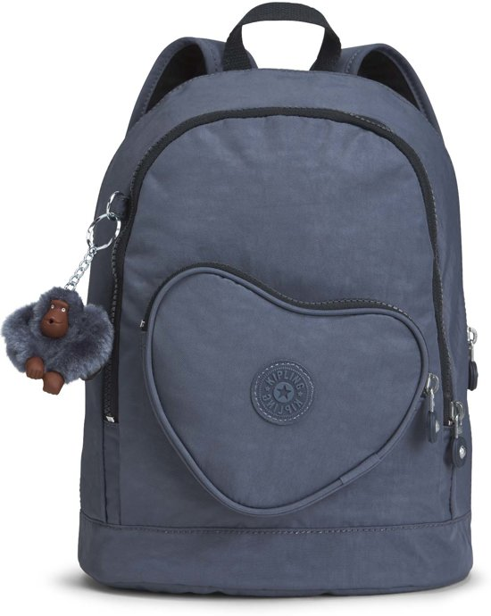 ba1d63b6497 Kipling Heart Backpack Kinderrugzak - True Jeans