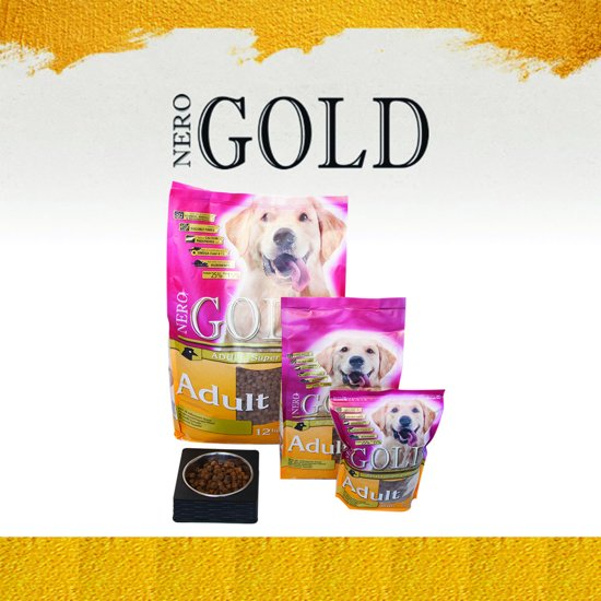 Nero Gold Adult - 2,5kg