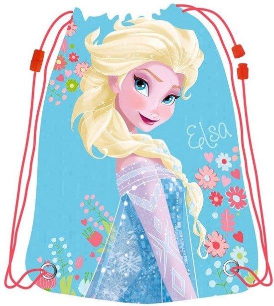 Frozen Elsa Gym/Zwemtas