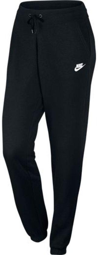Joggingbroek Zwart Dames.Bol Com Nike Sportswear Joggingbroek Dames Sportbroek Maat L