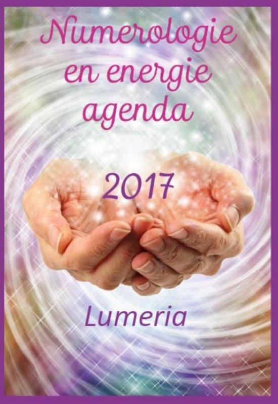 Energie agenda 1 Numerologie en energie agenda 2017