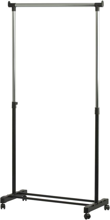 V-Part - Kledingrek - Op wielen - 170 cm - In hoogte verstelbaar