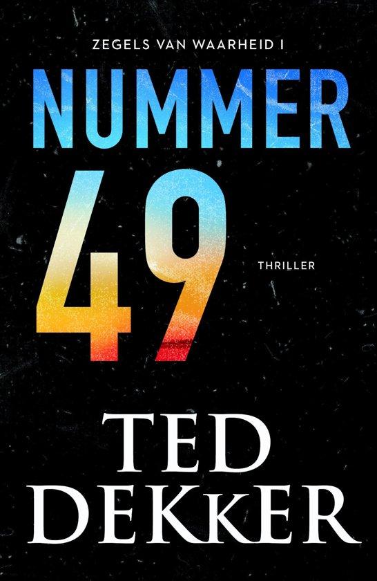 Boek cover Nummer 49 van Ted Dekker (Onbekend)