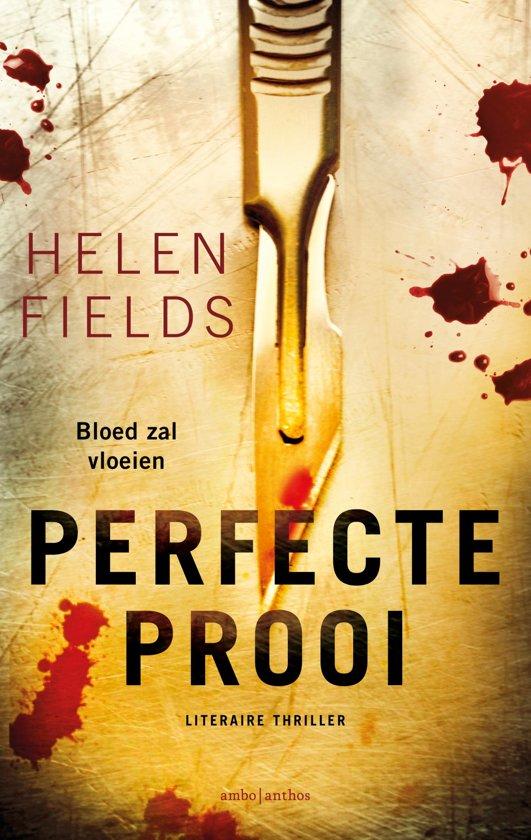 Boek cover Perfecte prooi van Helen Fields (Paperback)