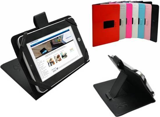 Lenovo Thinkpad 10 Inch Case, Stevige Tablet Hoes, Betaalbare Cover, zwart , merk i12Cover