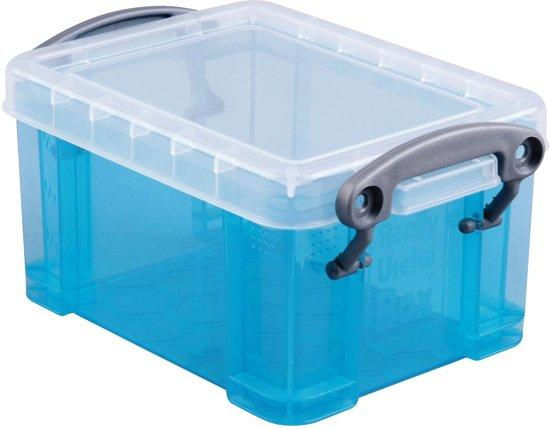0 Box Really 3 Liter 25x Useful VisitekaarthouderHelblauw 2W9EDHI