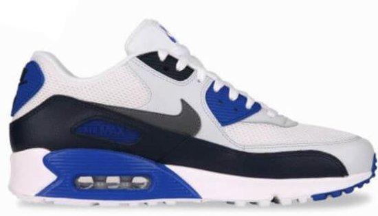 404 Ltr Maat Nike Air 833412 Max Wit 38 5 Blauw 90 c5ARq3L4j