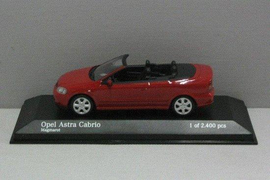 Opel Astra Cabrio 2000 - 1:43 - Minichamps