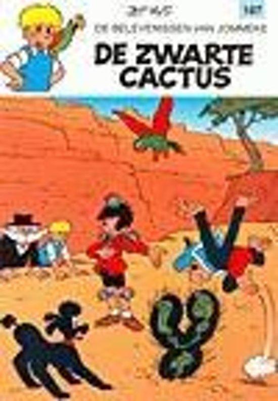 Jommeke 187 - Zwarte Cactus - Jef Nys |