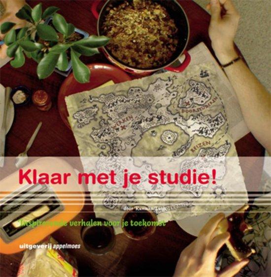 Klaar met je studie