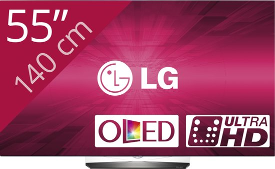 LG OLED55B6V - 4K OLED TV