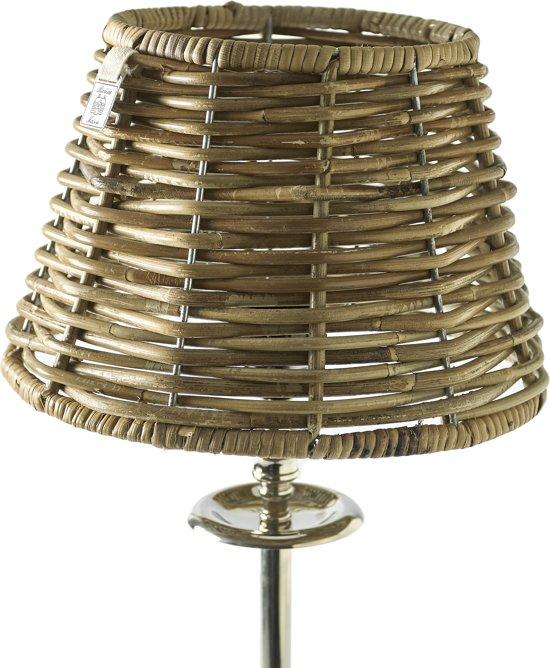 Betere bol.com | Rivièra Maison Colonial Rattan Tapered Lamp shade CT-37