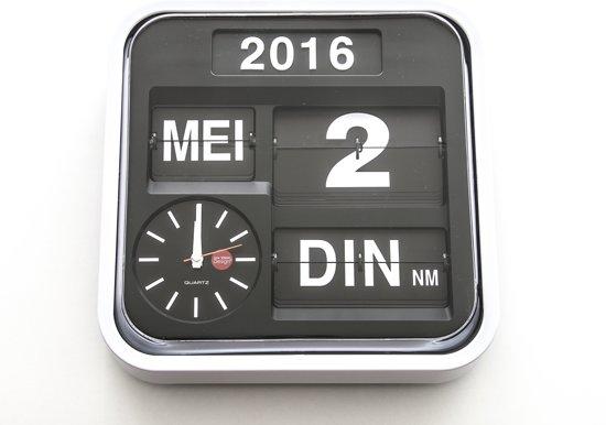 Karlsson Flip Klok : Bol nederlandse kalenderklok