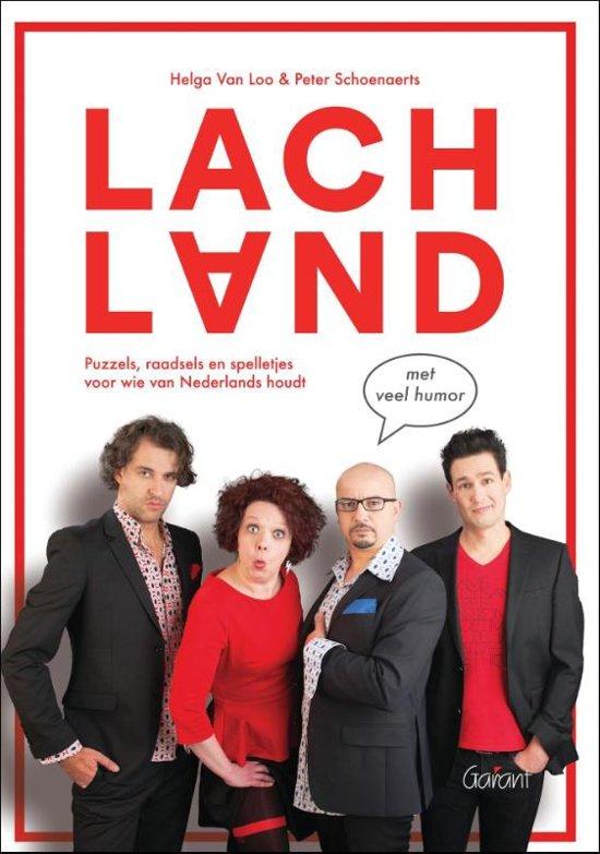 Boek cover Lachland van Helga van Loo (Paperback)