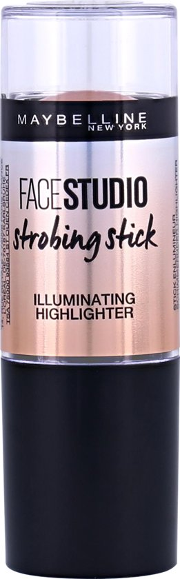 Maybelline Master Strobing Stick - 200 Medium Nude Glow – Highlighter