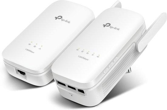 TP-Link TL-WPA8630 KIT - Wifi Powerline - 2 Stuks - NL