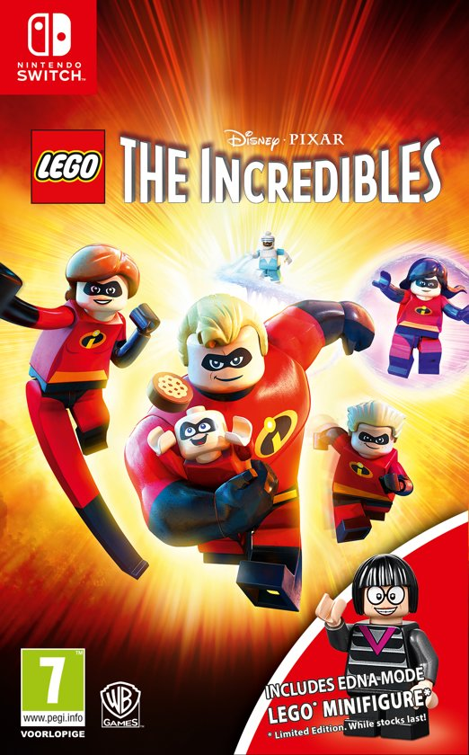 LEGO Disney Pixar's: The Incredibles - Collector's Edition - Switch