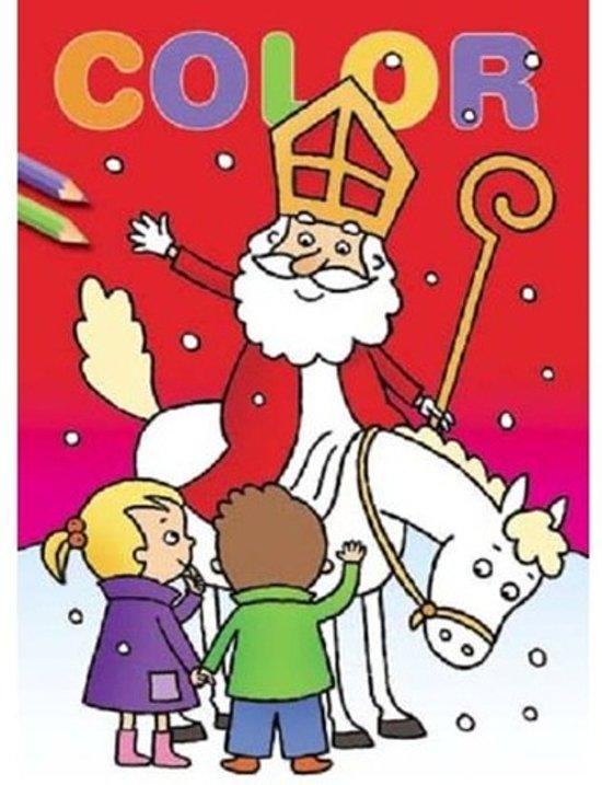 Afbeelding van het spel Sinterklaas Color / Saint-Nicolas Color