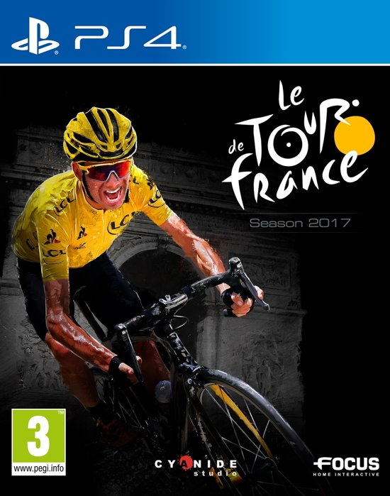 tour de france 2017 ps4 focus home interactive games. Black Bedroom Furniture Sets. Home Design Ideas