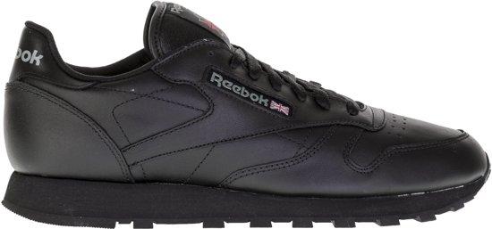 44 Int 5 Heren Reebok Sneakers Leather black Maat Classics gaqvB0n6