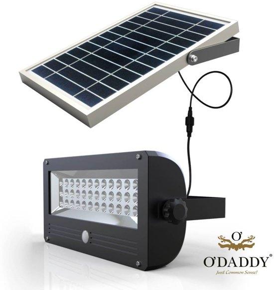 bol.com | O\'DADDY Solar Alarmlamp + Solarpaneel Scorpion