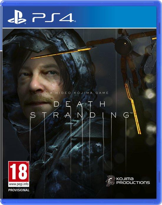 Cover van de game Death Stranding - PS4