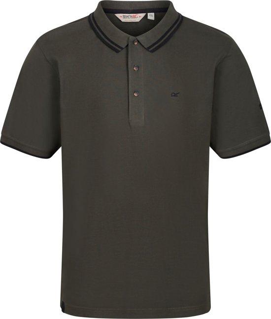Regatta -Talcott II - Outdoorshirt - Mannen - MAAT L - Groen